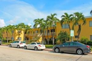 Miami Apartment Complex the Marta